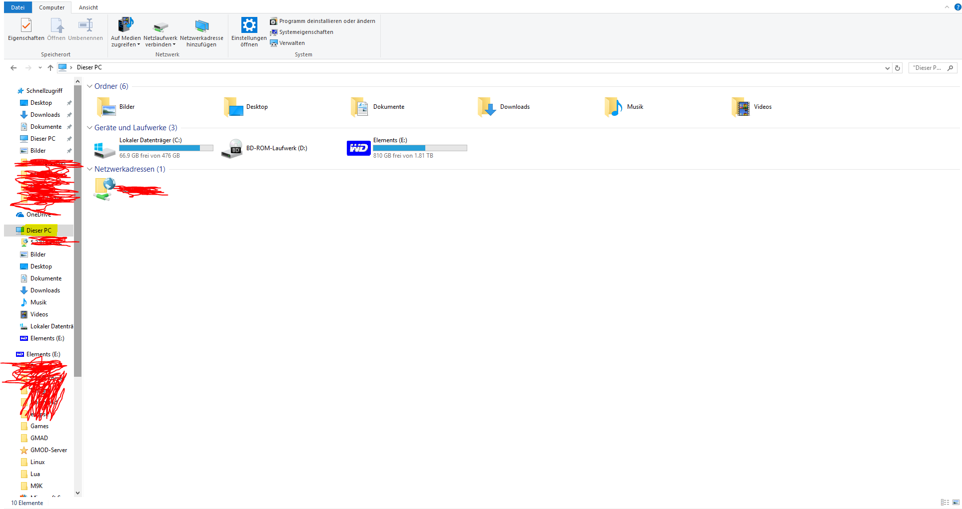 FTP Auf Seinem VServer Installieren FTP Ordner Auf Seinem PC - Minecraft server erstellen vserver